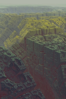 Cubic Canyon